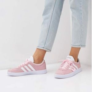 NWT Adidas VL Court 2.0 Women's Shoes